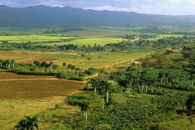 Valle de los Ingenios in Cuba