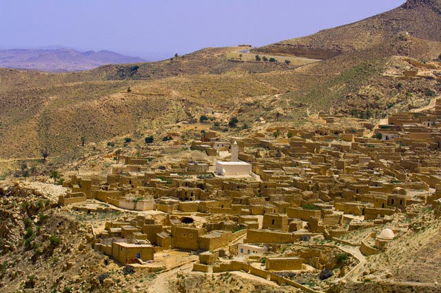 Village of Toujane