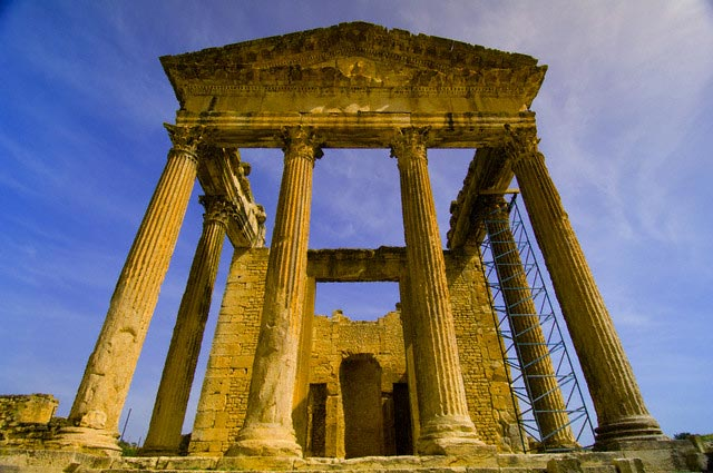 Ruins of Capitoline Temple