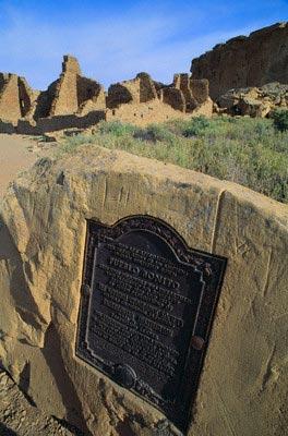 Pueblo Bonito Ruins