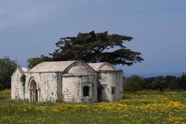 Panaghia Eleousa Monastery