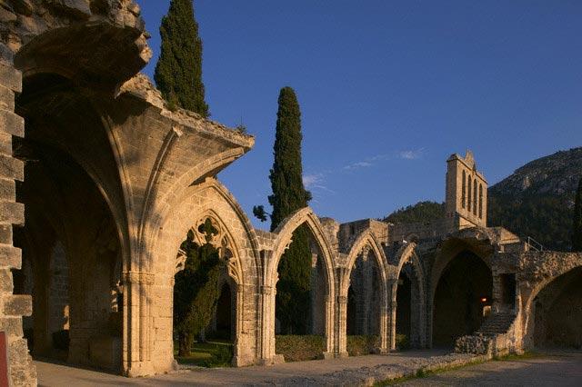 Ruins of Ballapais Abbey