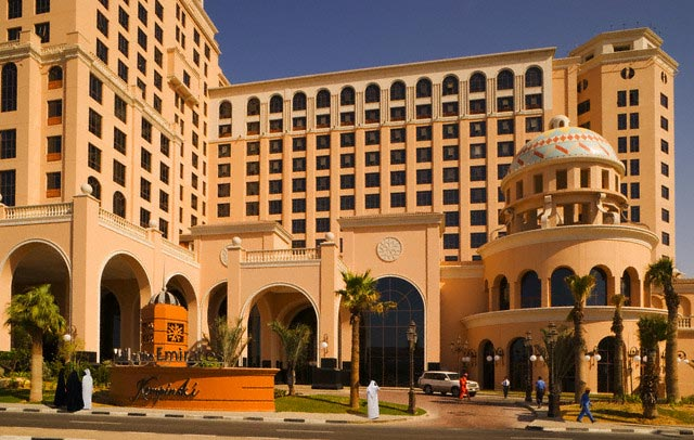 Kempinski Hotel Mall of the Emirates in Dubai
