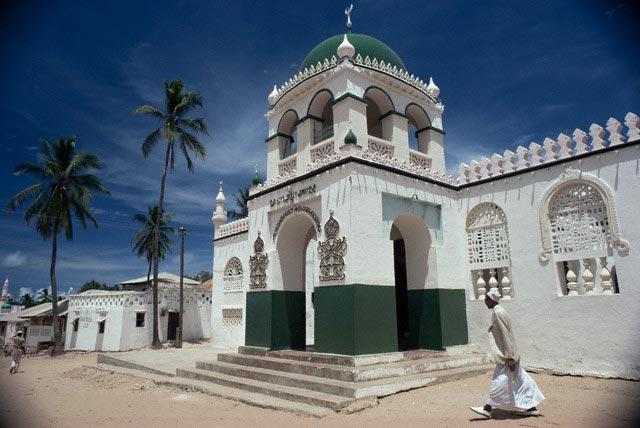 Riyadha Mosque in Kenya