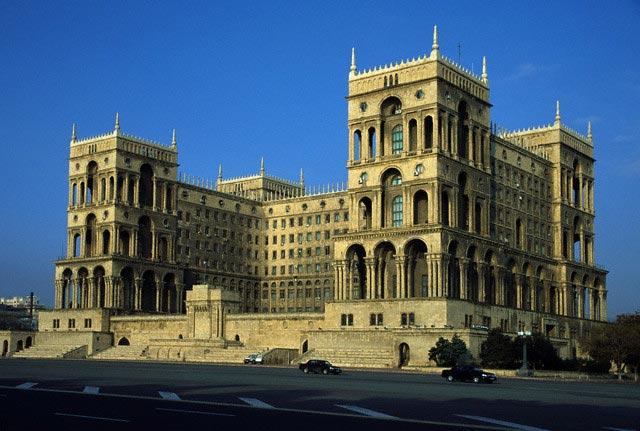 Palace of Government, Baku, Azerbaijan