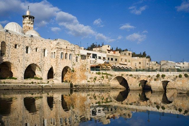 City of Hama, Syria