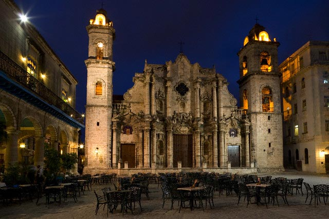 Cathedral of Havana and Plaza de la Catedral