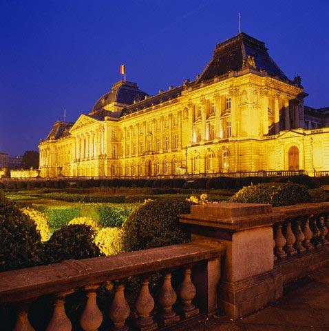 Palais Royale (Royal Palace)