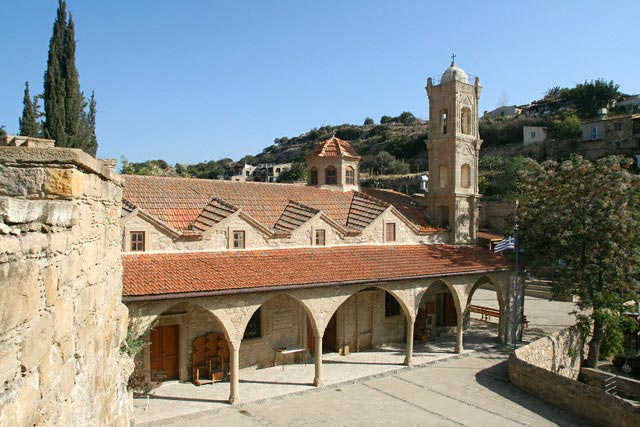 Chrysopolitissa church