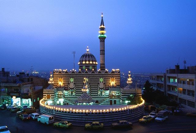 Abu Darwish Mosque in Amman