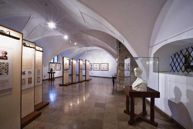 The Jewish Museum at the Old Synagogue