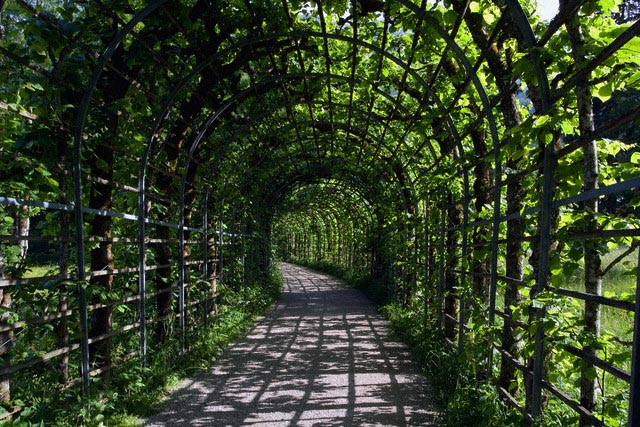 Gardens of Linderhof Palace
