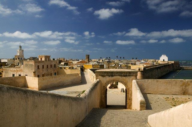 Portuguese Fortress, El-Jadida, Atlantic Coas