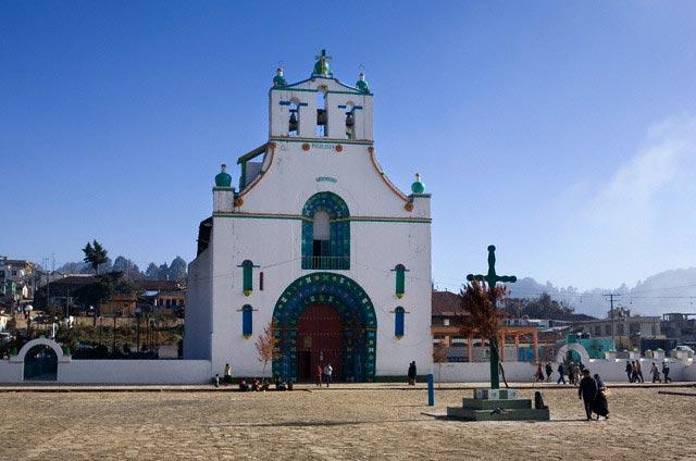 San Juan Chamula church, San Cristobal de Las