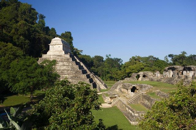 Palenque, Chiapas Province, Mexico