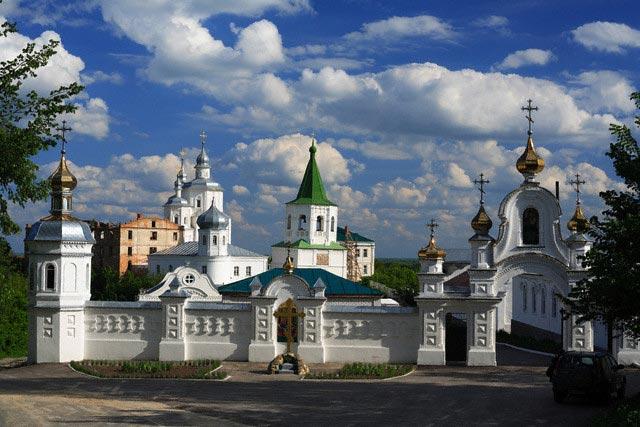 Molchanovskiy monastery, Putivl, Ukraine
