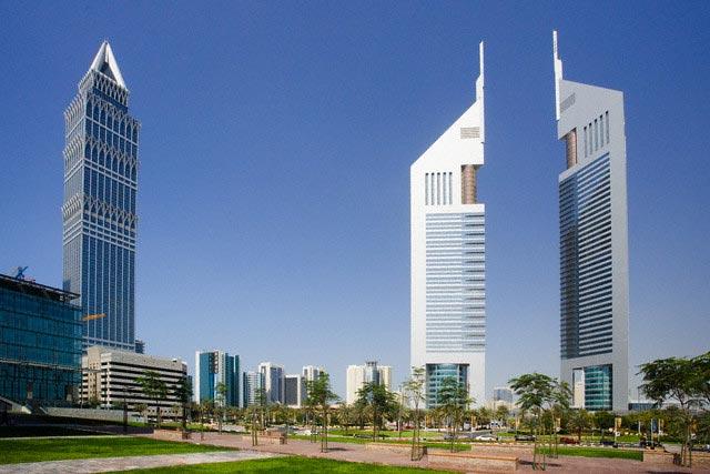 Dubai International Finance Center and Emirat