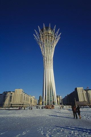 Kazakhstan - Astana - Architecture - Daily Li