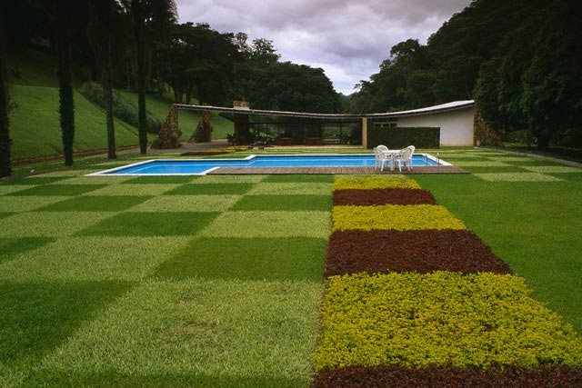 Precision Landscaping to Create Geometric Law