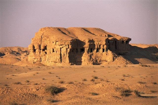 Al Thar Caves