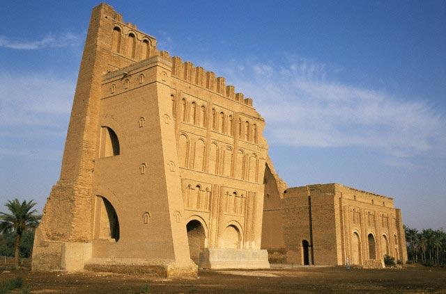 Restored Ruins of Ctesiphon