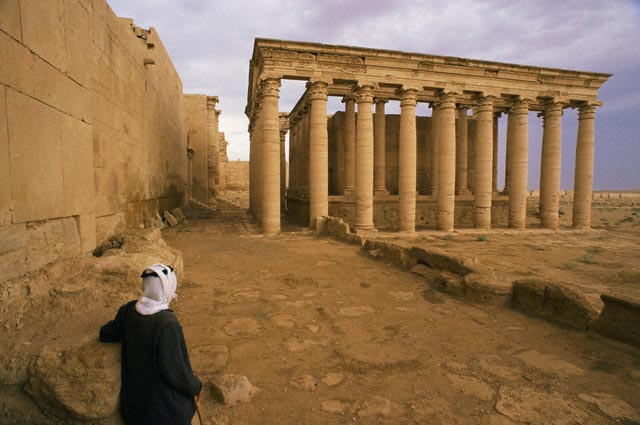 Temple of Allat at Hatra