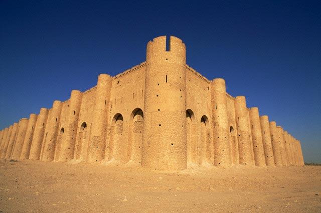 Fort Ruins at Al Ukhaidir