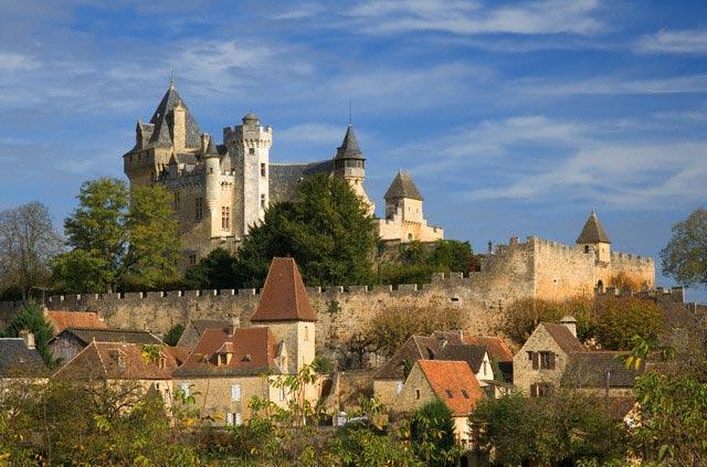 Monfort Village, Dordogne, Perigord