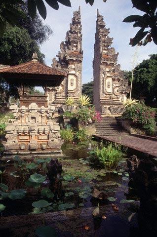 Nusa Dua Beach Hotel and Spa, temple