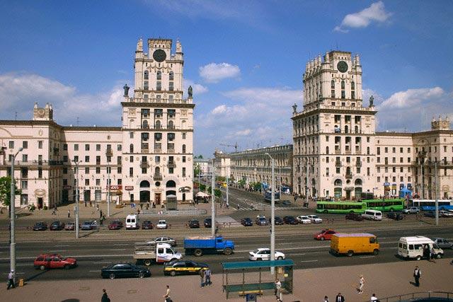 Belarus - Minsk