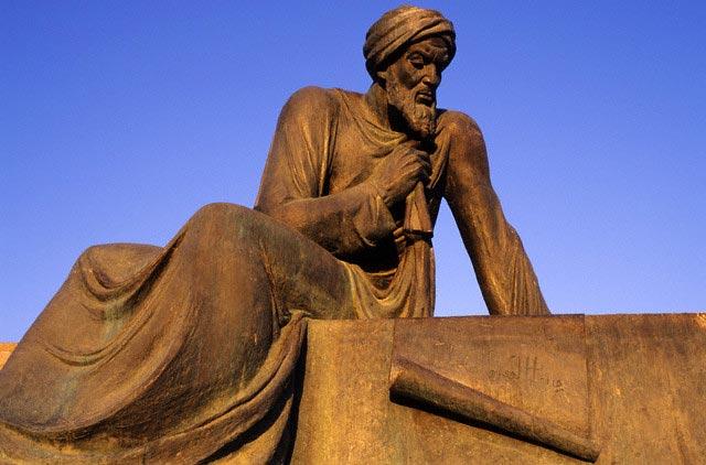 Statue in Khiva