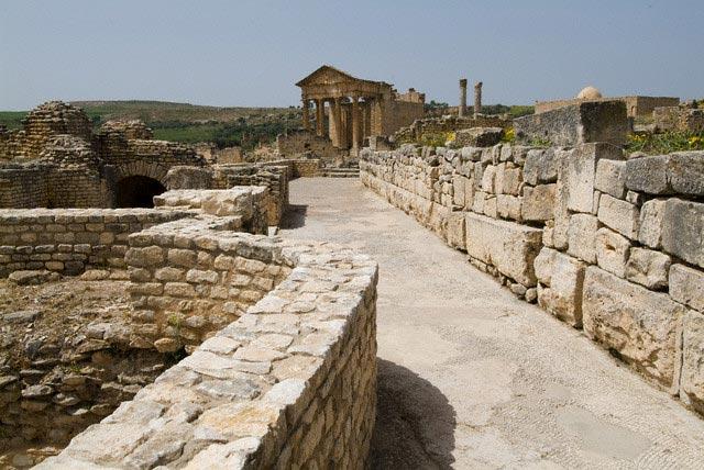 Roman Ruins of Thugga
