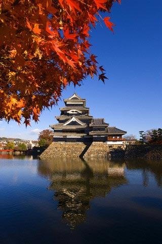 Matsumoto-Jo Castle, Matsumoto, Chubu provinc