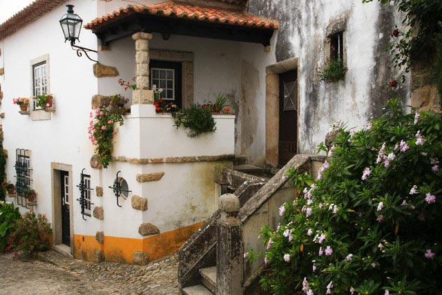 House in Obidos