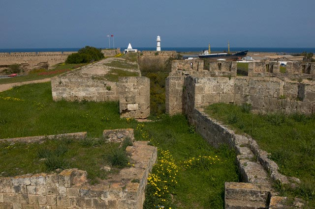 City Wall in Famagusta