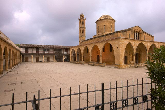 St. Mamas Church and Icon Museum on Cyprus