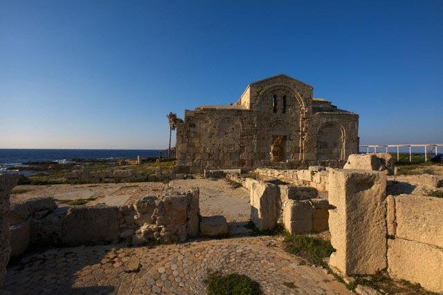 Ayios Philon Church in Northern Cyprus