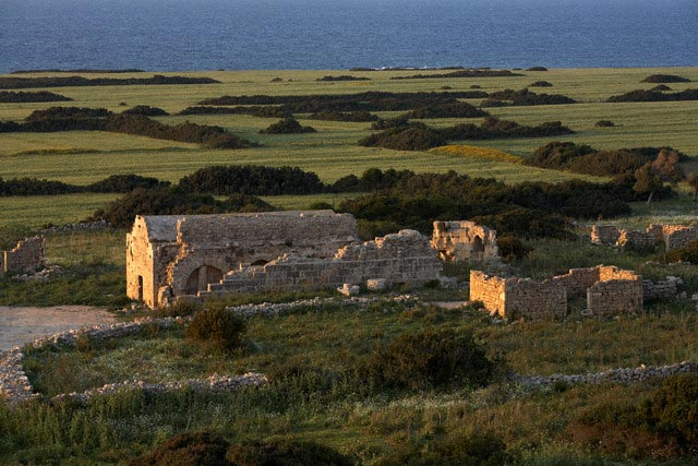Saint George Ruins in Northern Cyprus