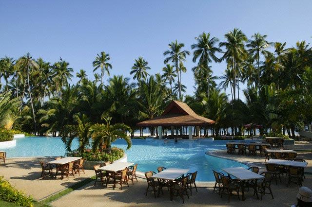 Swimming Pool at Alona Palm Beach Resort