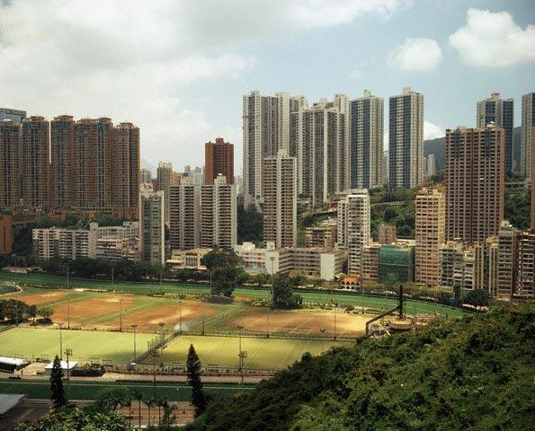 Large Housing Blocks