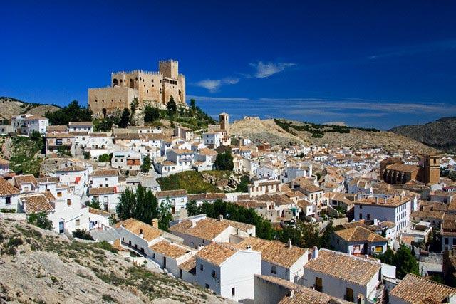 Castle and Village of Velez Blanco