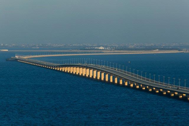 Bahrain, King Fahd Causeway, King Fahd Causew