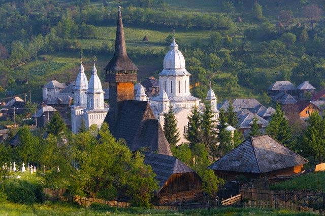 Churches of Botiza