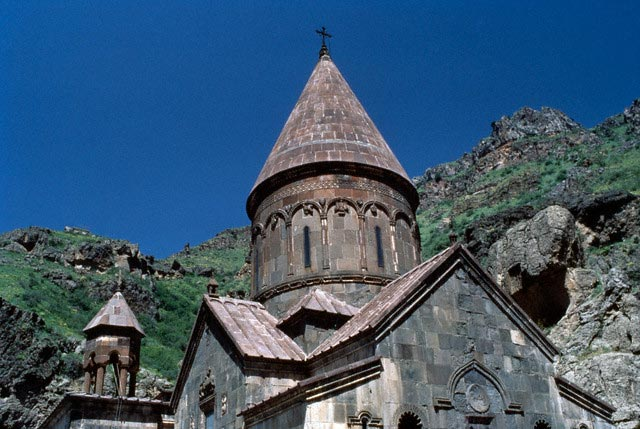 Guichard Monastery in Armenia