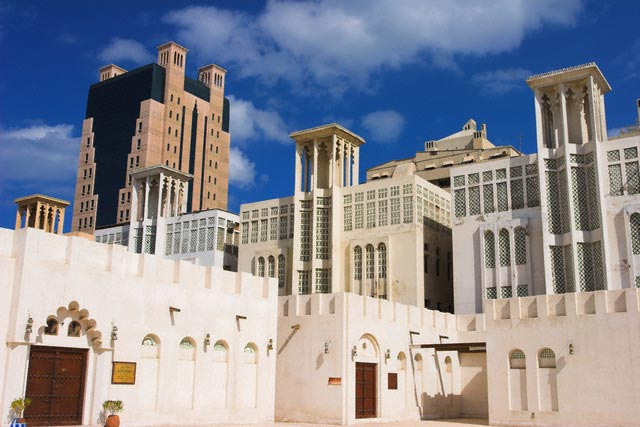 United Arab Emirates, Sharjah, The arts cente