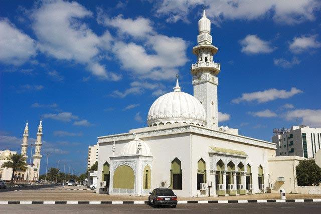 United Arab Emirates, Sharjah