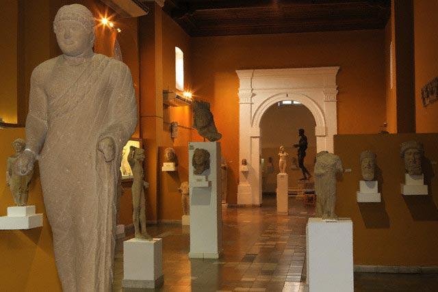 Sculpture Exhibited at Cyprus Museum