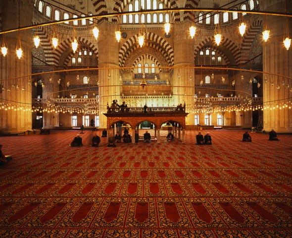 Selimiye Mosque in Turkey