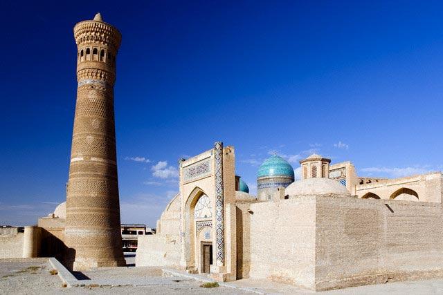 The Kalyan Minaret