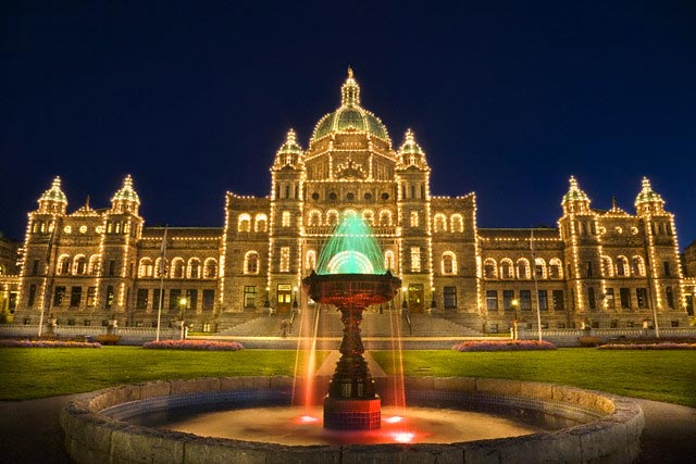 British Columbia Parliament Building